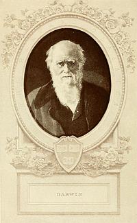 Charles Darwin, ritratto