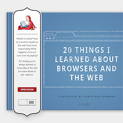 20 things about the Web (cover)