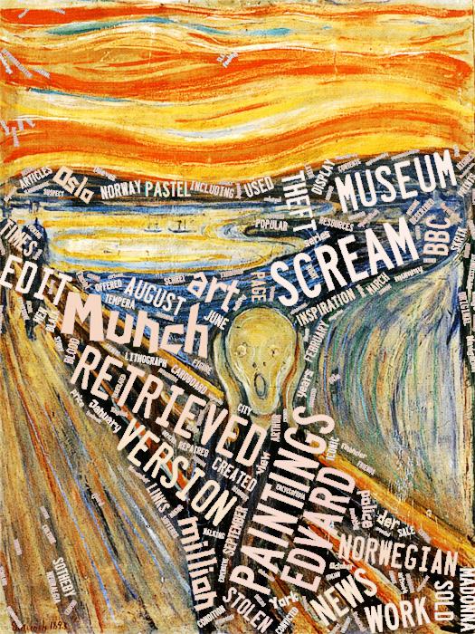 Munch. L'Urlo